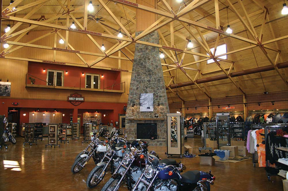 Legacy Harley Davidson | AKRA Builders Project