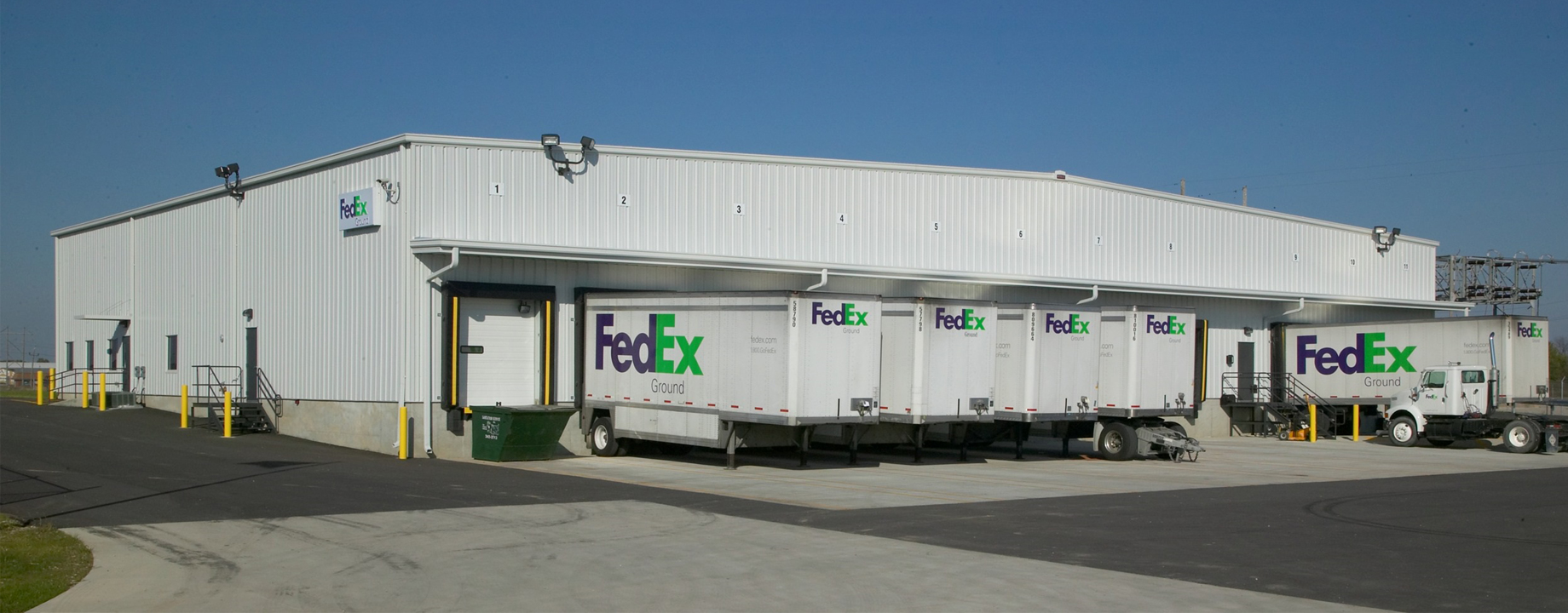 Fed Ex Ground | AKRA Builders Project
